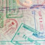 Passport Visa Stamps